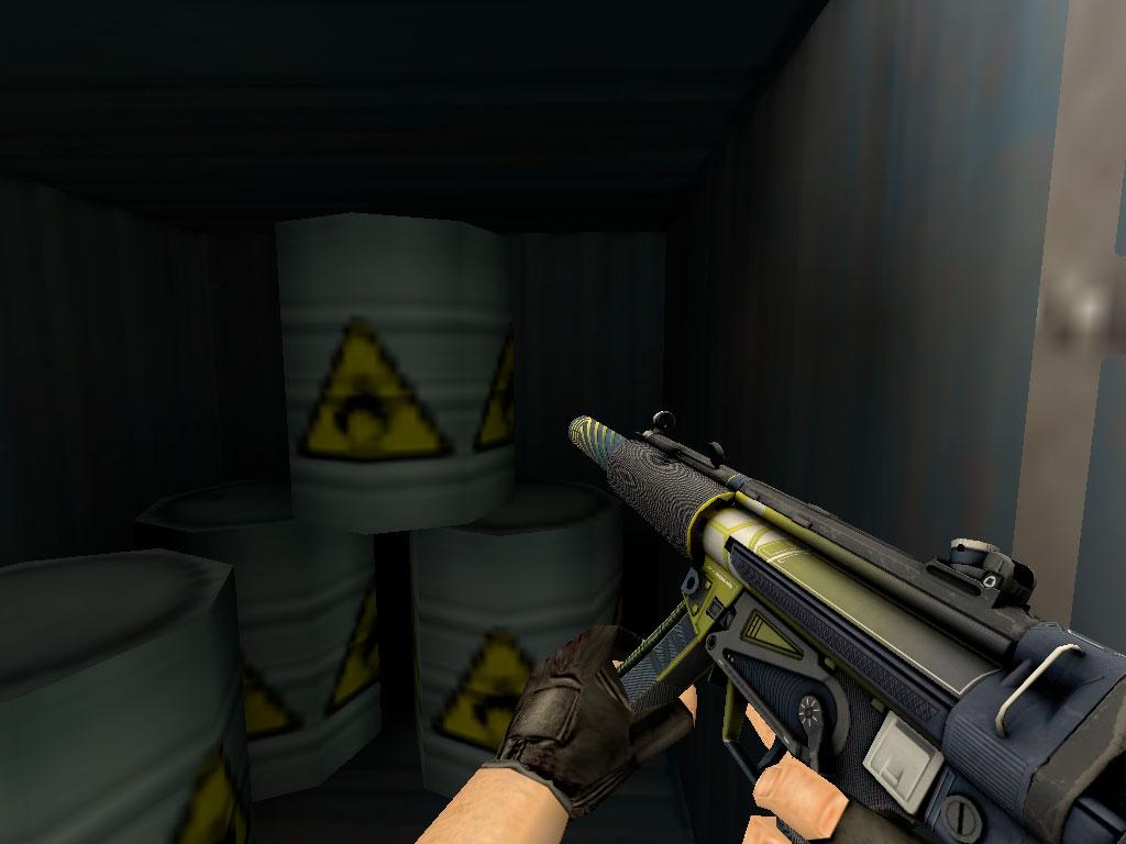 Скачать MP5-SD Condition Zero