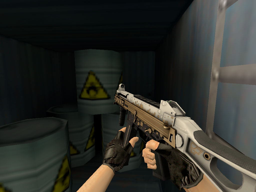 Скачать UMP-45 Золотой висмут