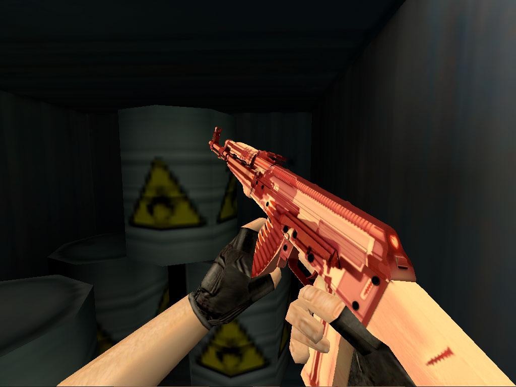 Скачать AK-47 Рентген
