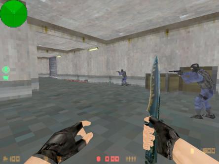 Скриншот CS 1.6 для слабых ПК #1