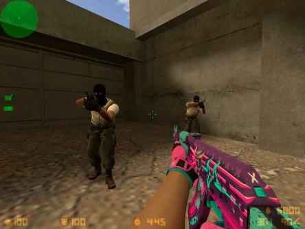 Скриншот CS 1.6 Vice #2