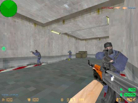 Скриншот CS 1.6 для слабых ПК #2