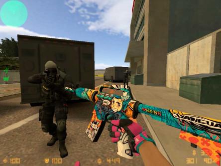 Скриншот CS 1.6 Vice #3