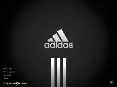 Скриншот CS 1.6 Adidas #0