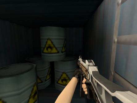 Скриншот UMP-45 Золотой висмут #1