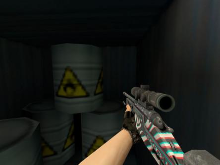 Скриншот SSG 08 Параллакс #1