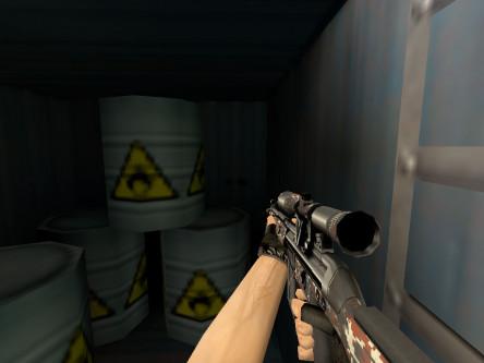 Скриншот G3SG1 Цифровая сетка #1