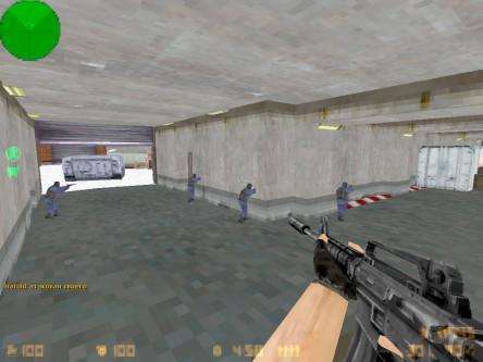Скриншот CS 1.6 для слабых ПК #3