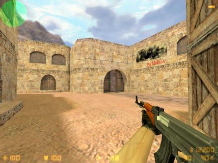 Скриншот CS 1.6 Классическая #4