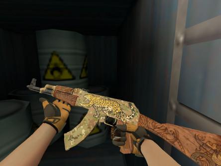 Скриншот AK-47 Panthera onca #0