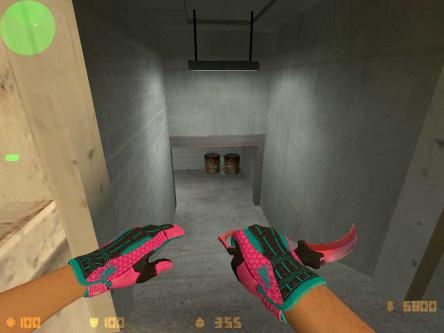 Скриншот CS 1.6 Vice #1