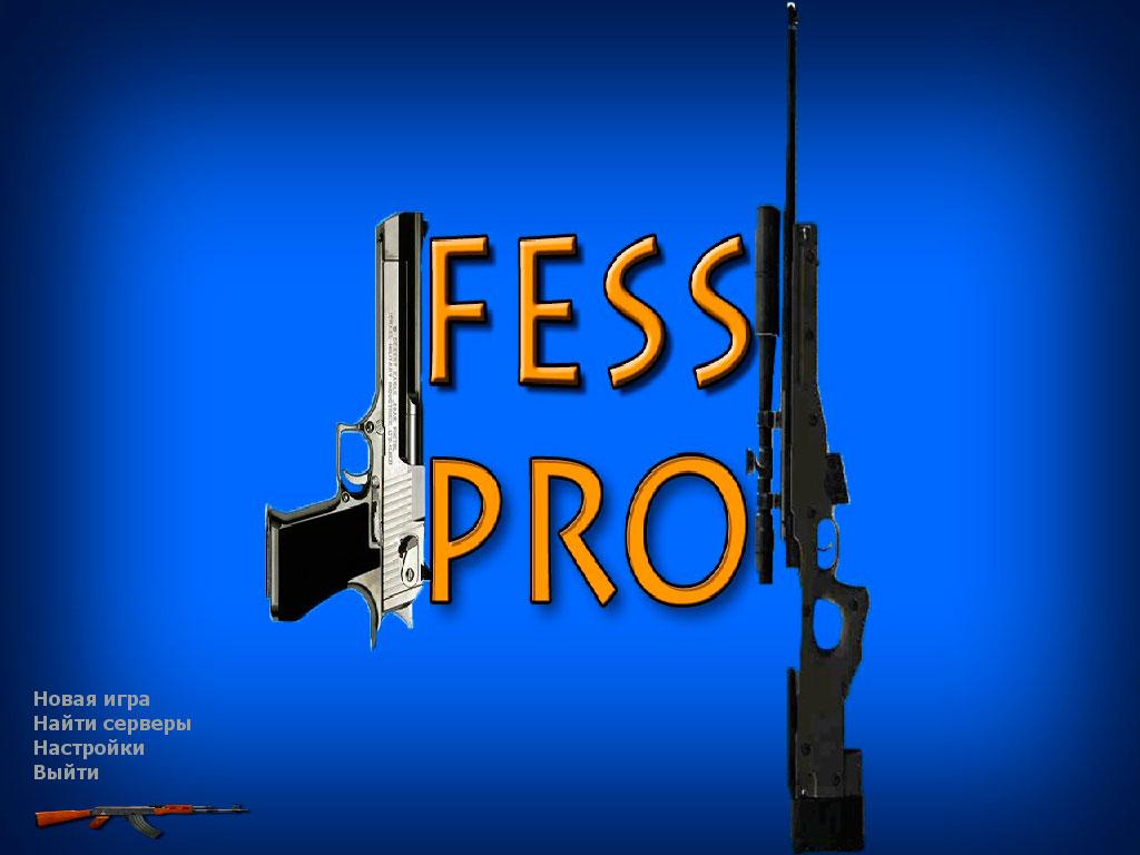 Скачать CS 1.6 Fess.Pro