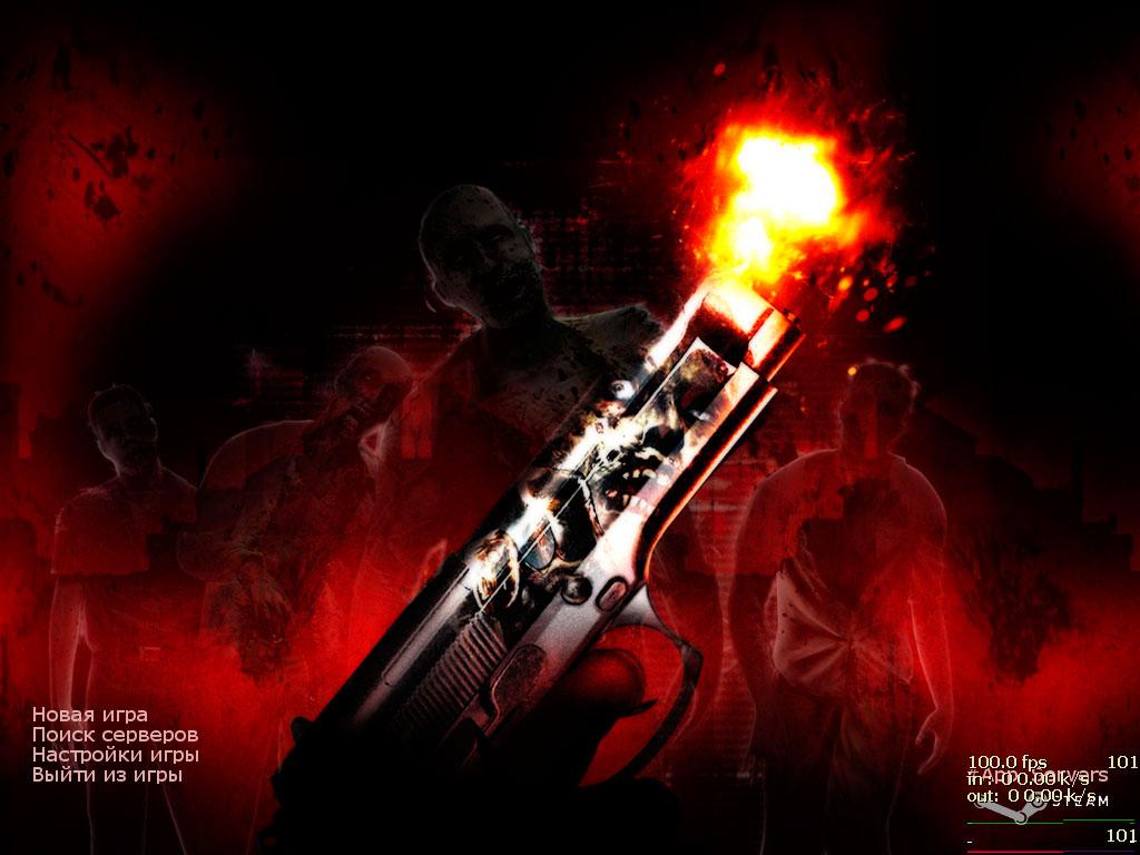 Скачать CS 1.6 Zombie Edition