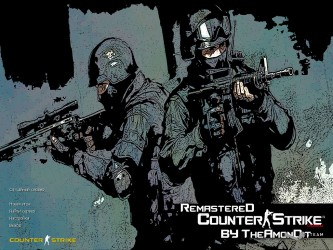 Скачать CS 1.6 2016 Remastered by TheAmonDit