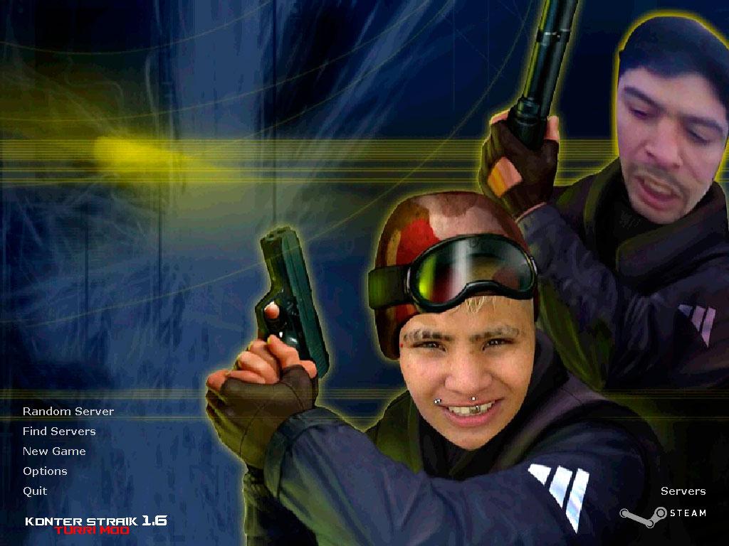 Скачать CS 1.6 Русские идут