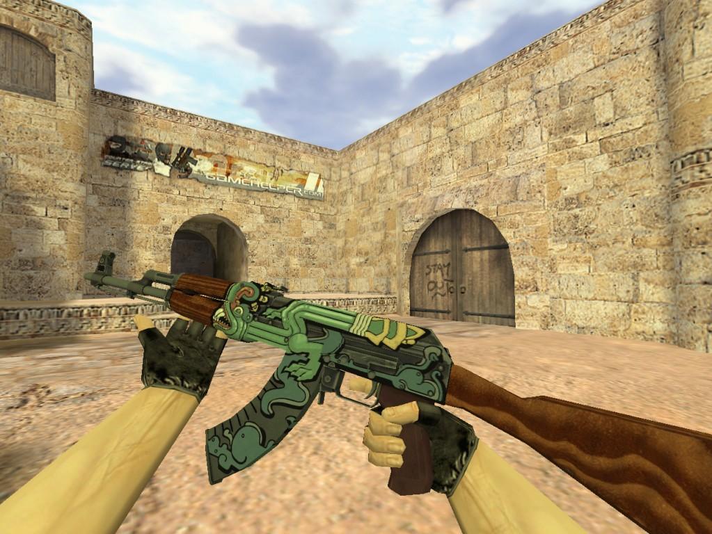 Скачать АК-47 Огненный змей