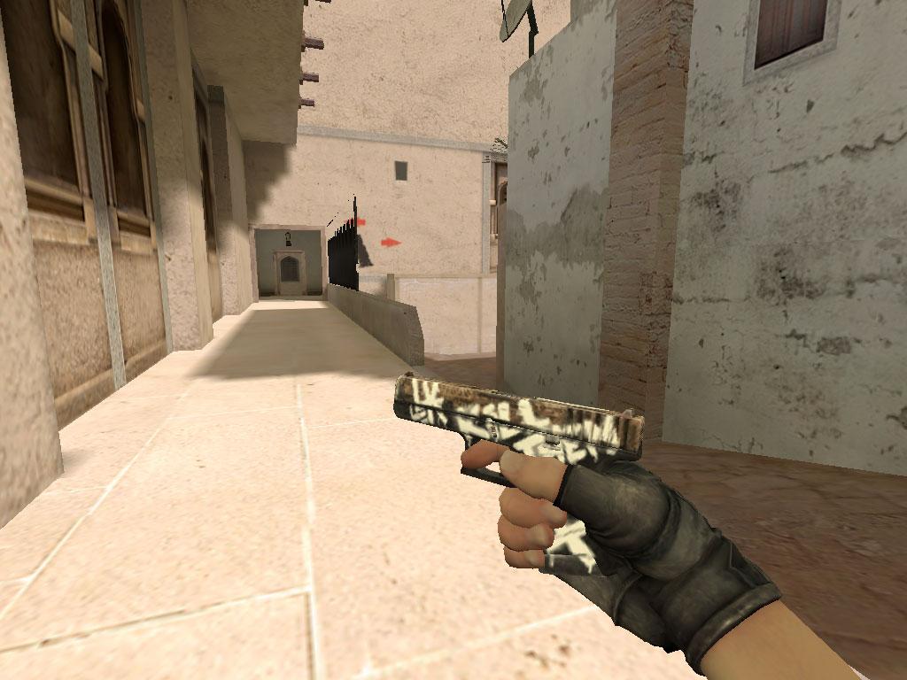 Скачать Glock Пустынный повстанец