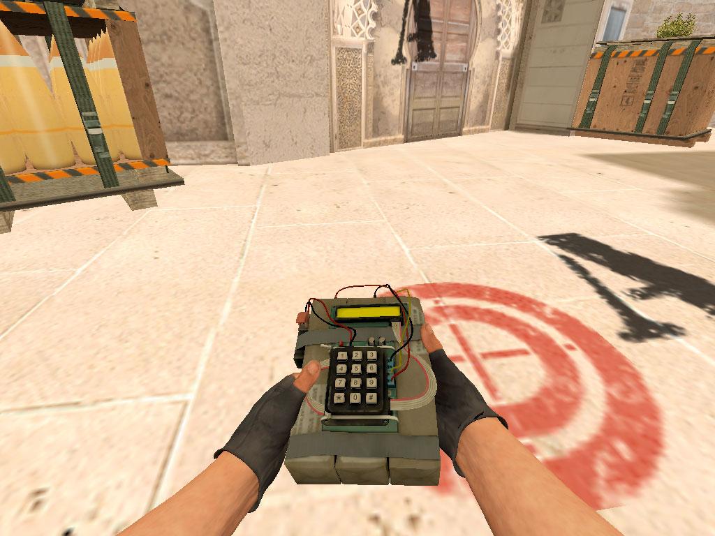 Скачать Бомба из CS:GO