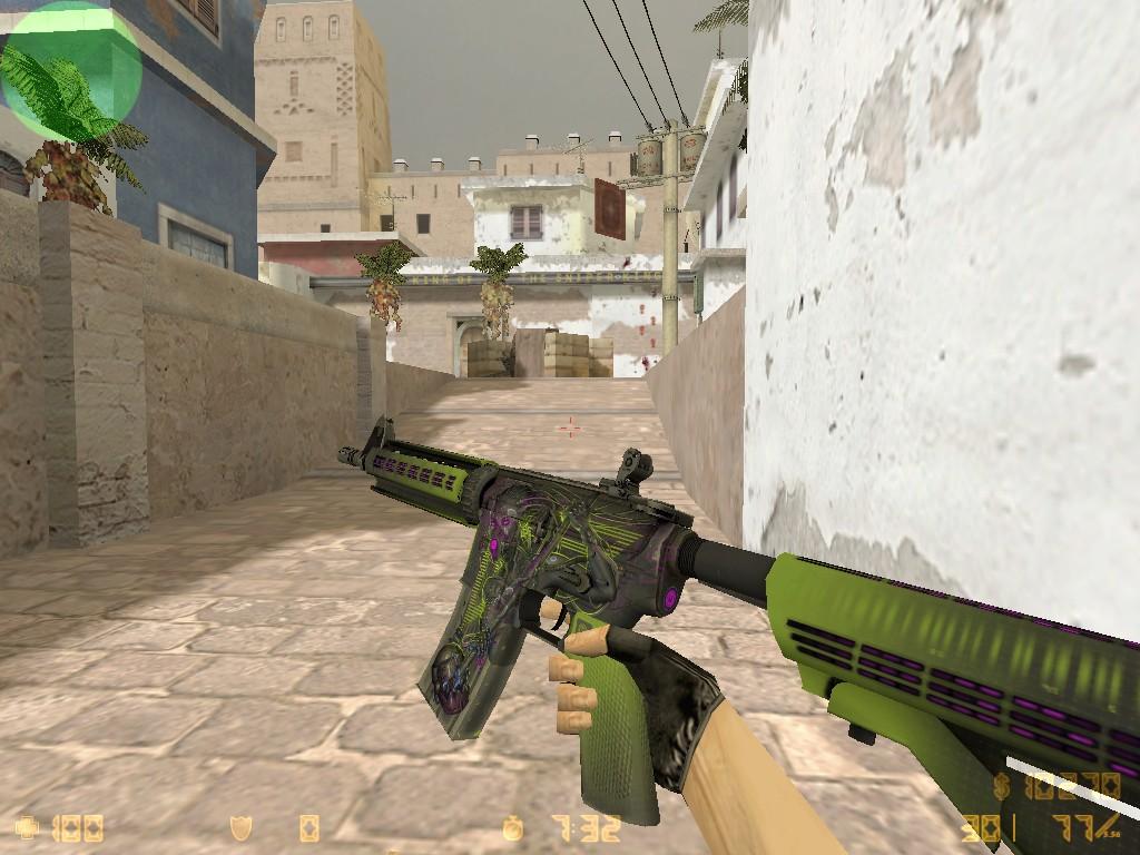 Скачать M4A4 Сброс