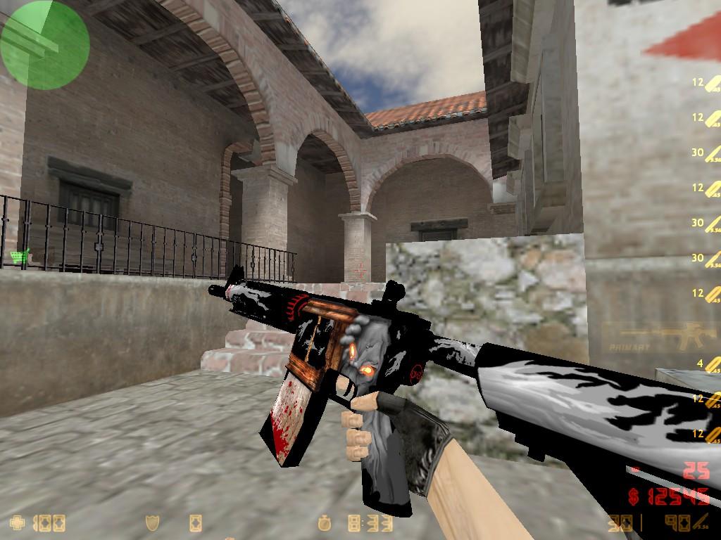 Скачать M4A4 Палач