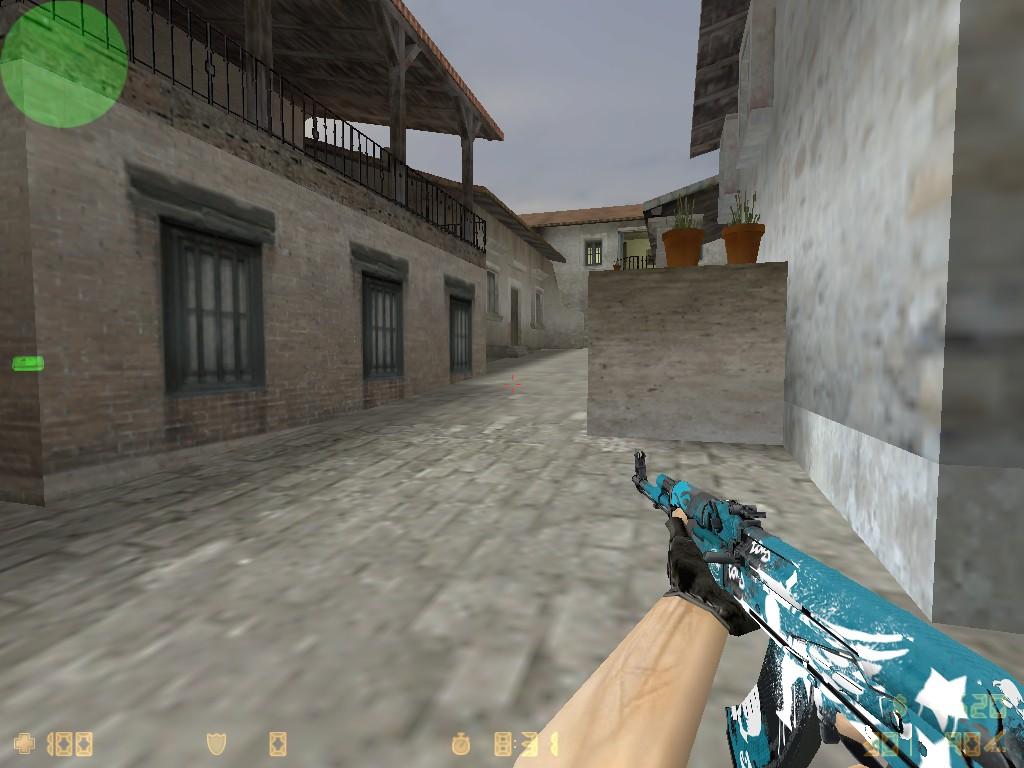 Скачать AK-47 Свет Графиков