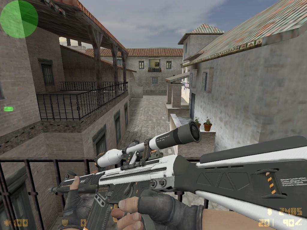 Скачать G3SG1 Bulletproof
