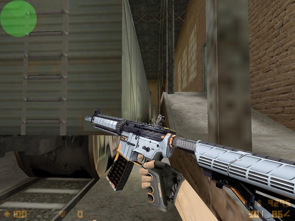 Скачать M4A4 Призрак