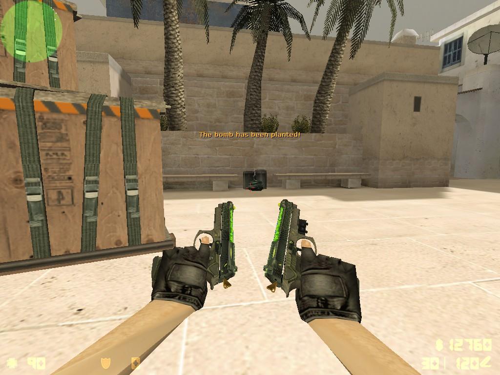 Скачать Dual Berettas Удар кобры