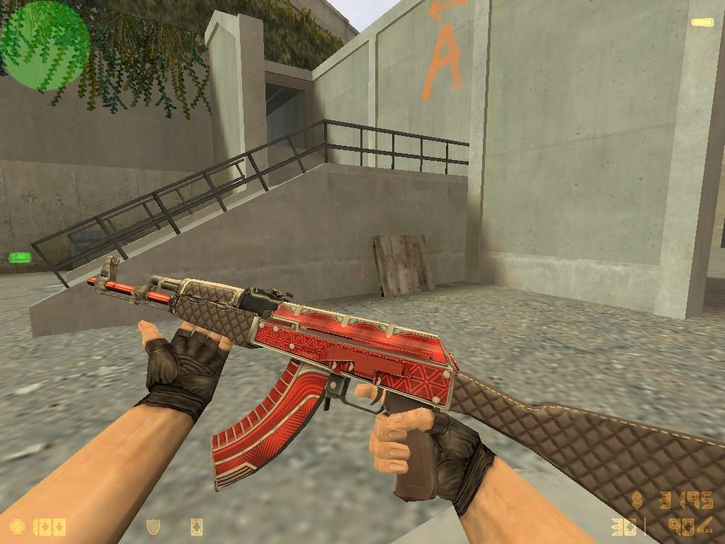 Скачать АК-47 Рубин