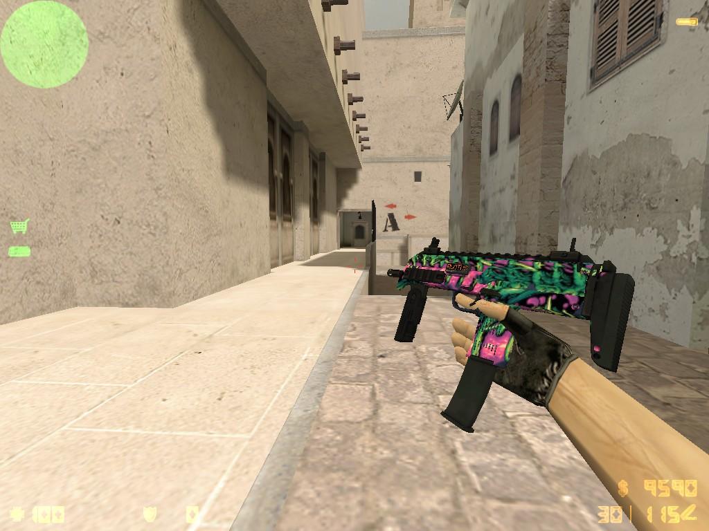 Скачать MP7 Necrovore