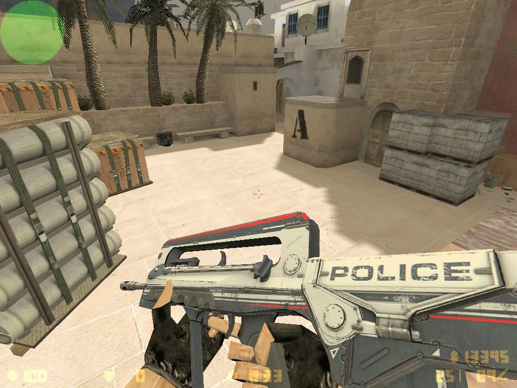 Скачать Famas Полиция
