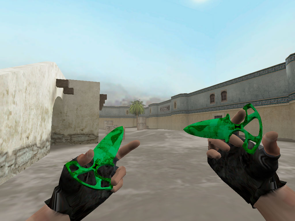 Скачать Shadow Daggers Gamma Doppler