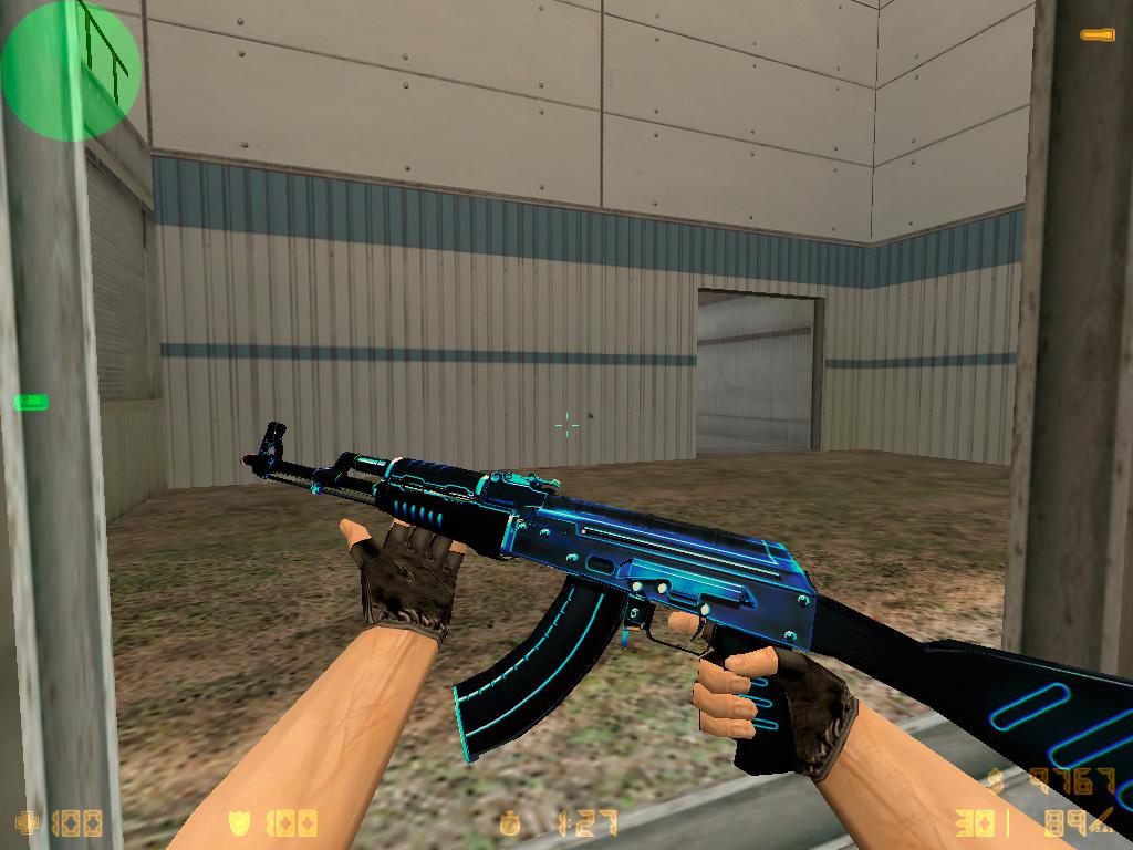 Скачать AK-47 Внешка