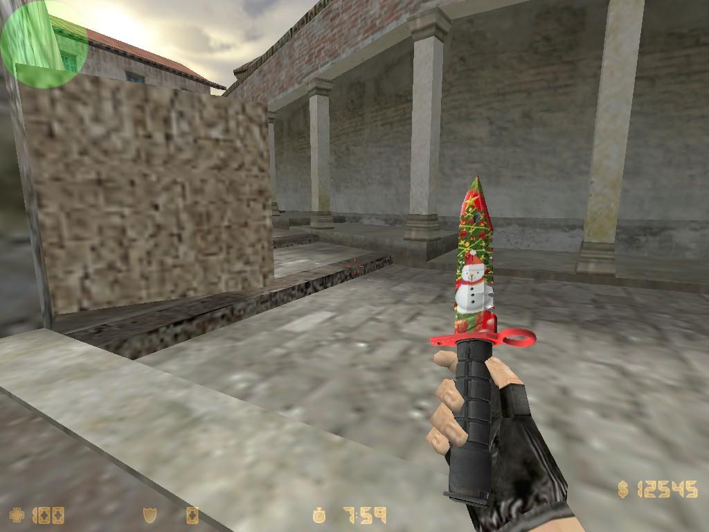 Скачать Штык-нож Рождество