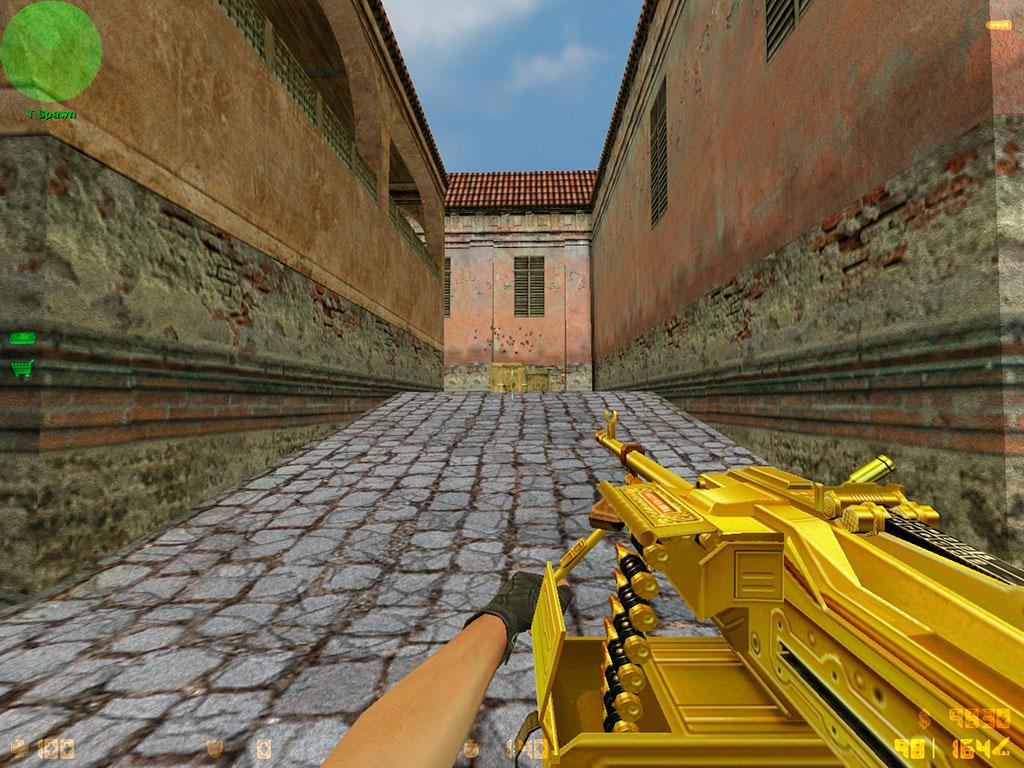 Скачать Золотой пулемёт Калашникова