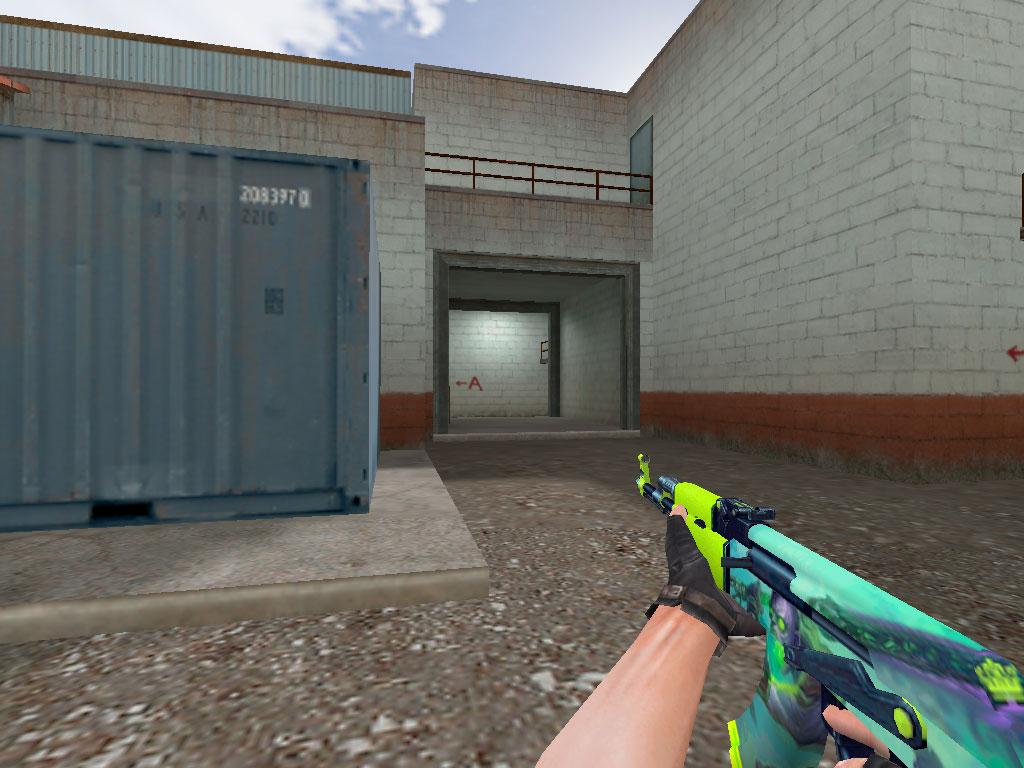 Скачать AK-47 Теневой заряд