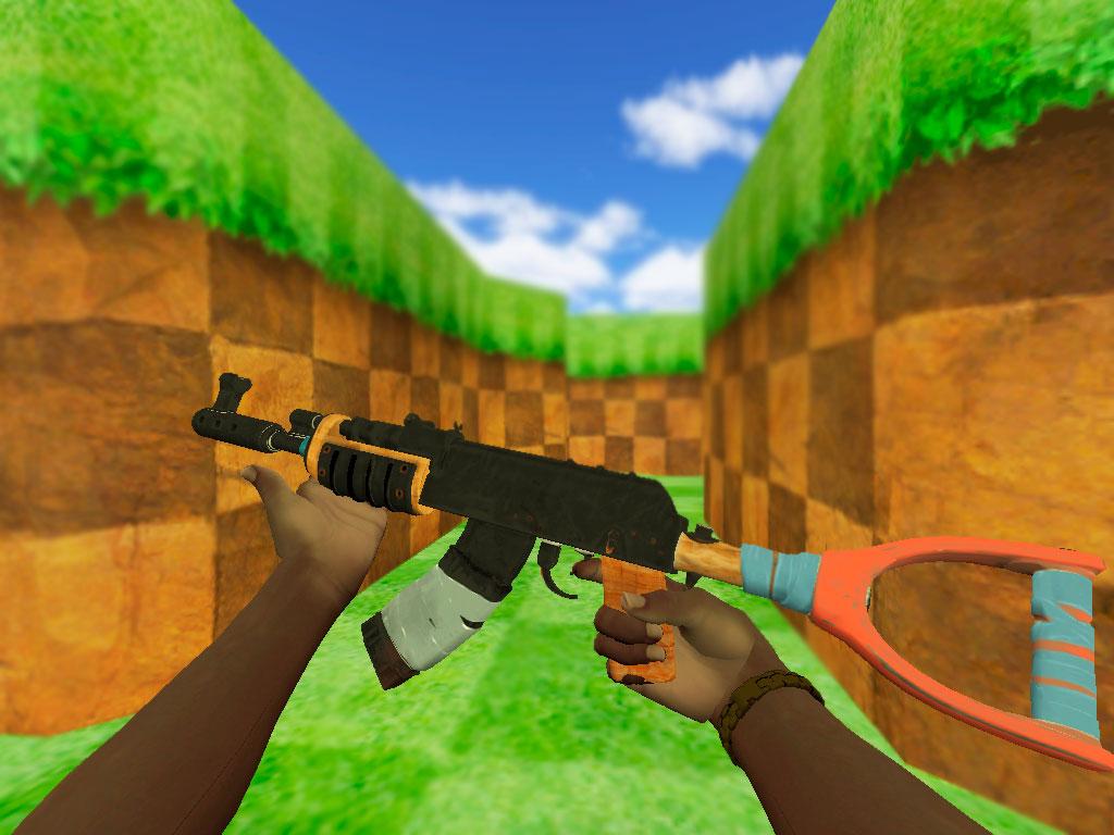 Скачать AK-47 Rust