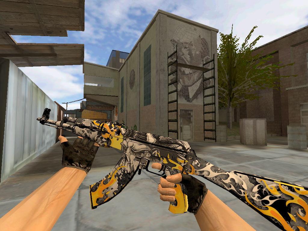 Скачать AK-47 Firewalker