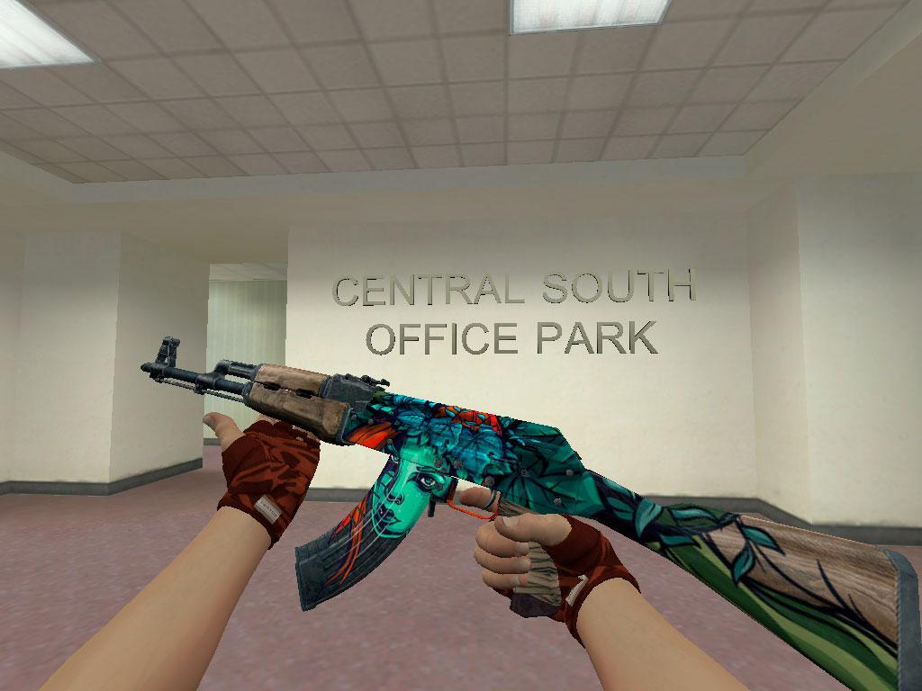 Скачать AK-47 Проклятье Иви