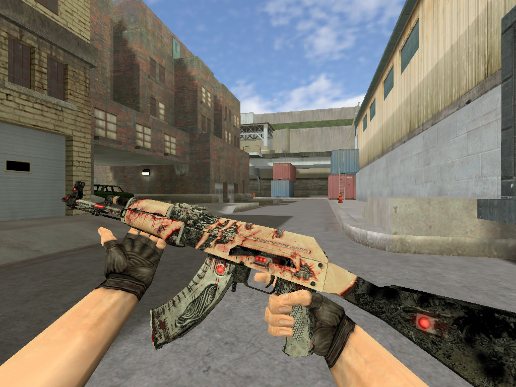 Скачать AK-47 Расплата