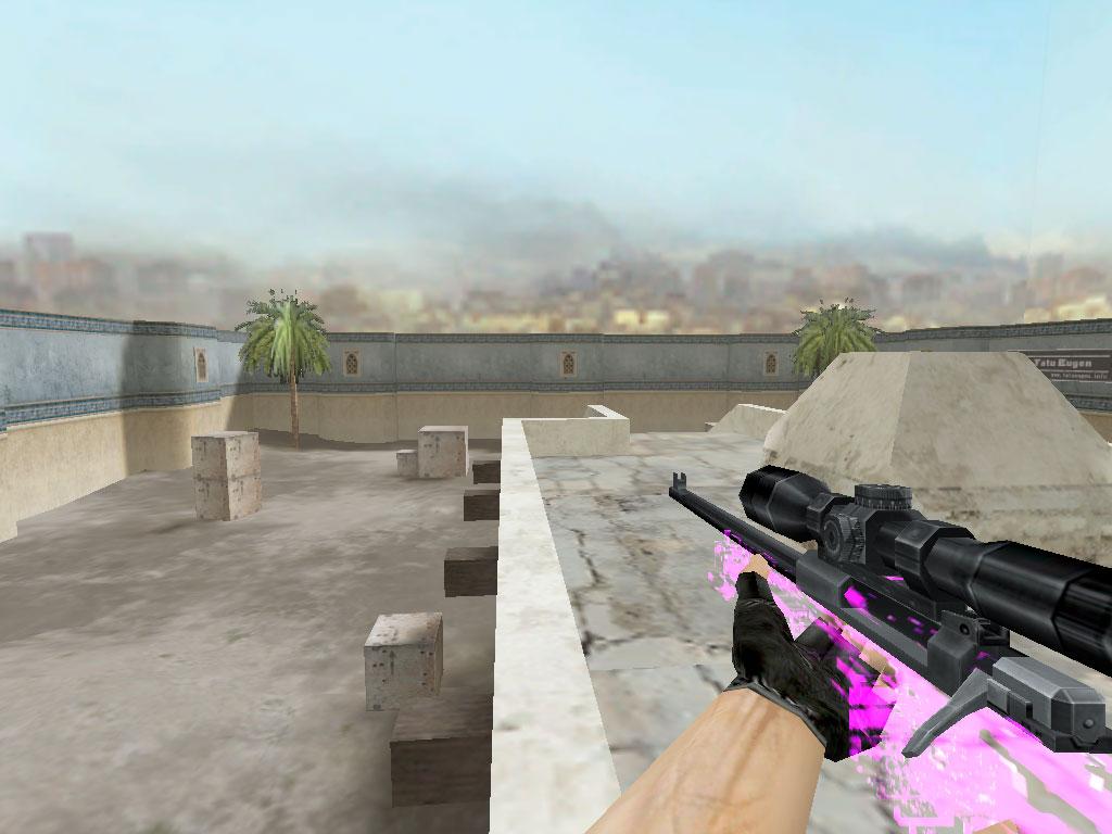 Скачать AWP Розовое безумие