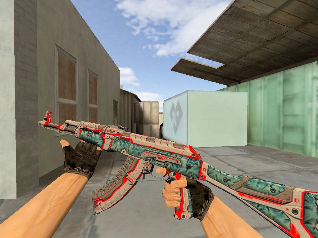 Скачать AK-47 Одиссей