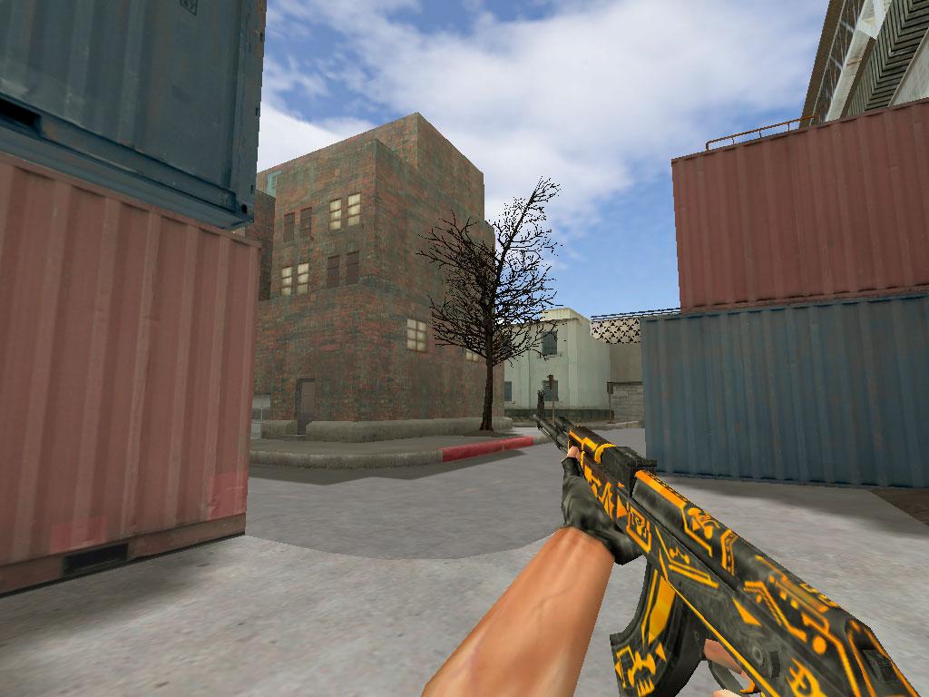 Скачать AK-47 Золотая страна