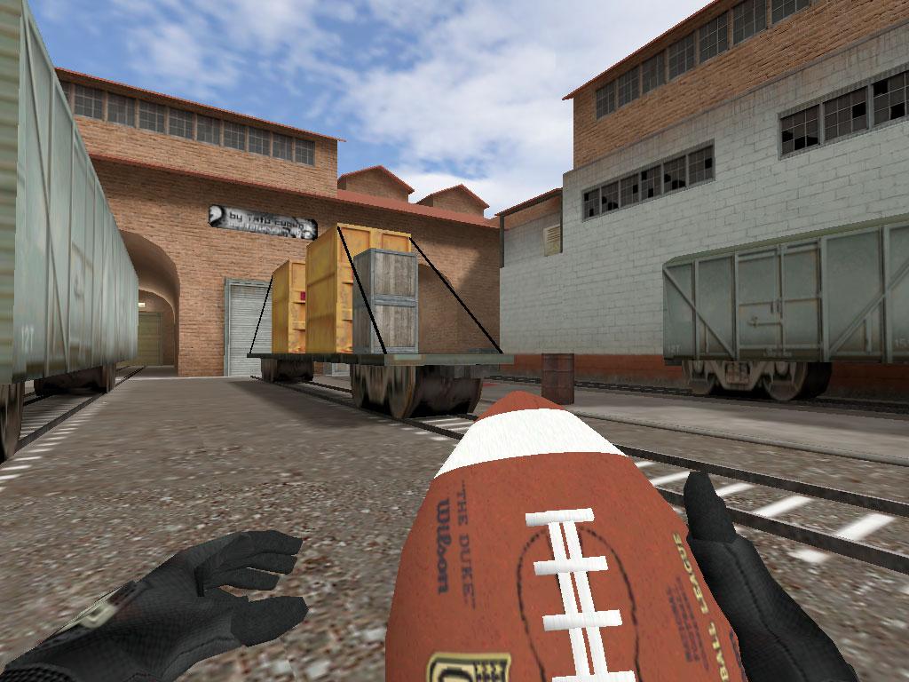 Скачать Граната Американский мяч