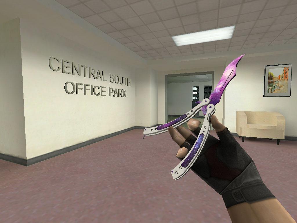 Скачать Нож-бабочка Спейси