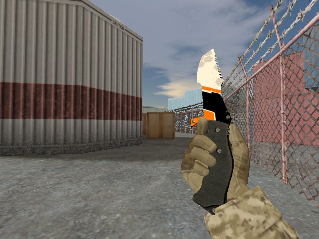 Скачать Охотничий нож Азимов