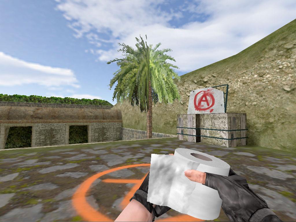 Скачать Бомба Туалетная бумага