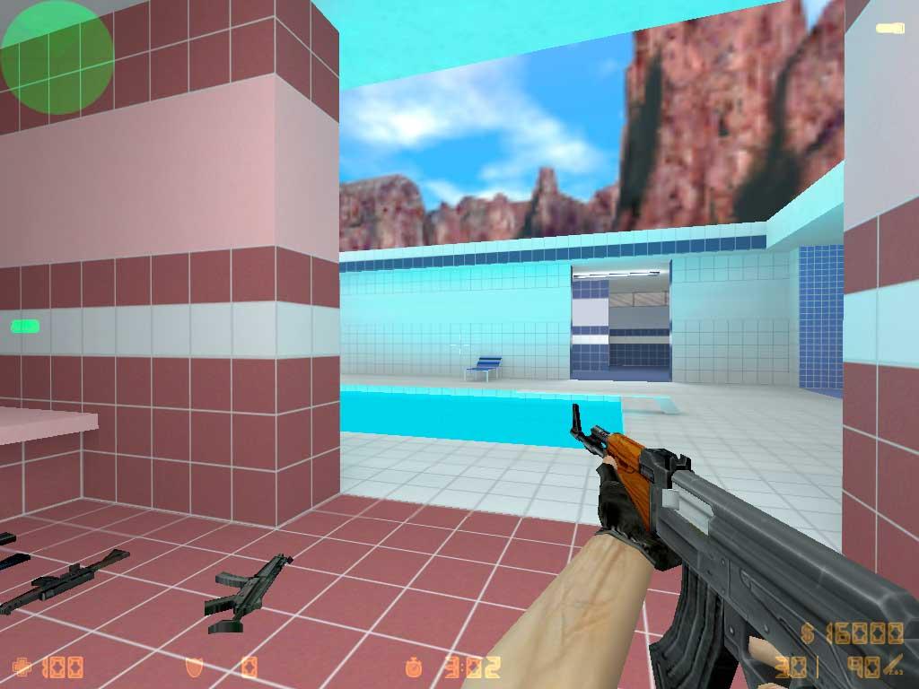 Скачать Стандартный AK-47