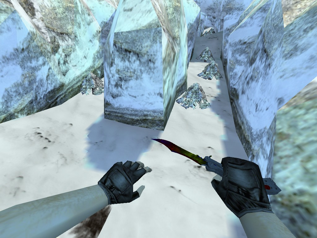Скачать aim_snowrocks