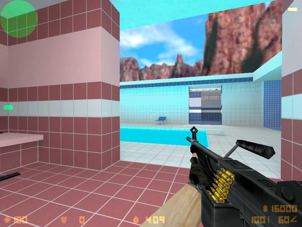 Скачать Стандартный пулемёт (M249)